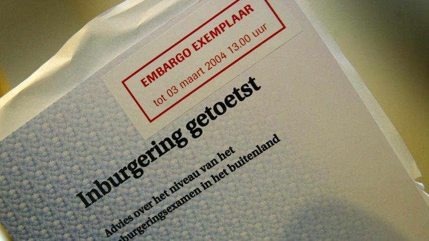 DEN HAAG-INBURGERING-ADVIES