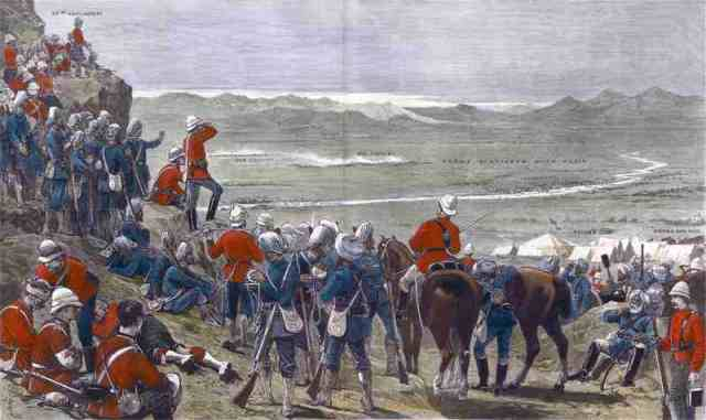 brits afghaanse oorlog