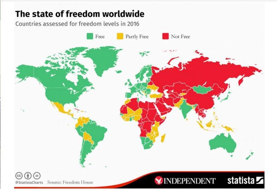 veilige landen