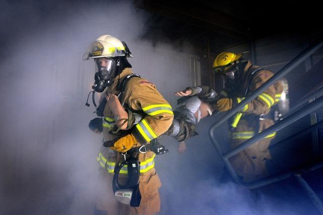 brandweertest