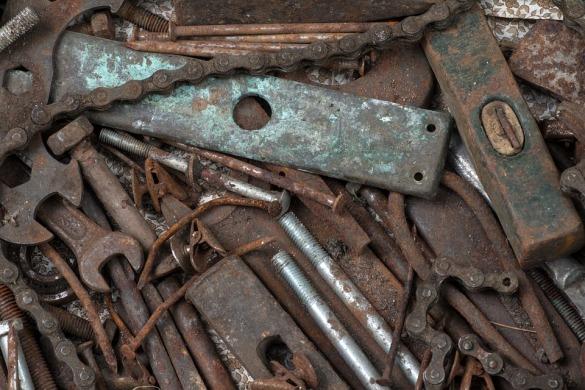 hamer en spijker