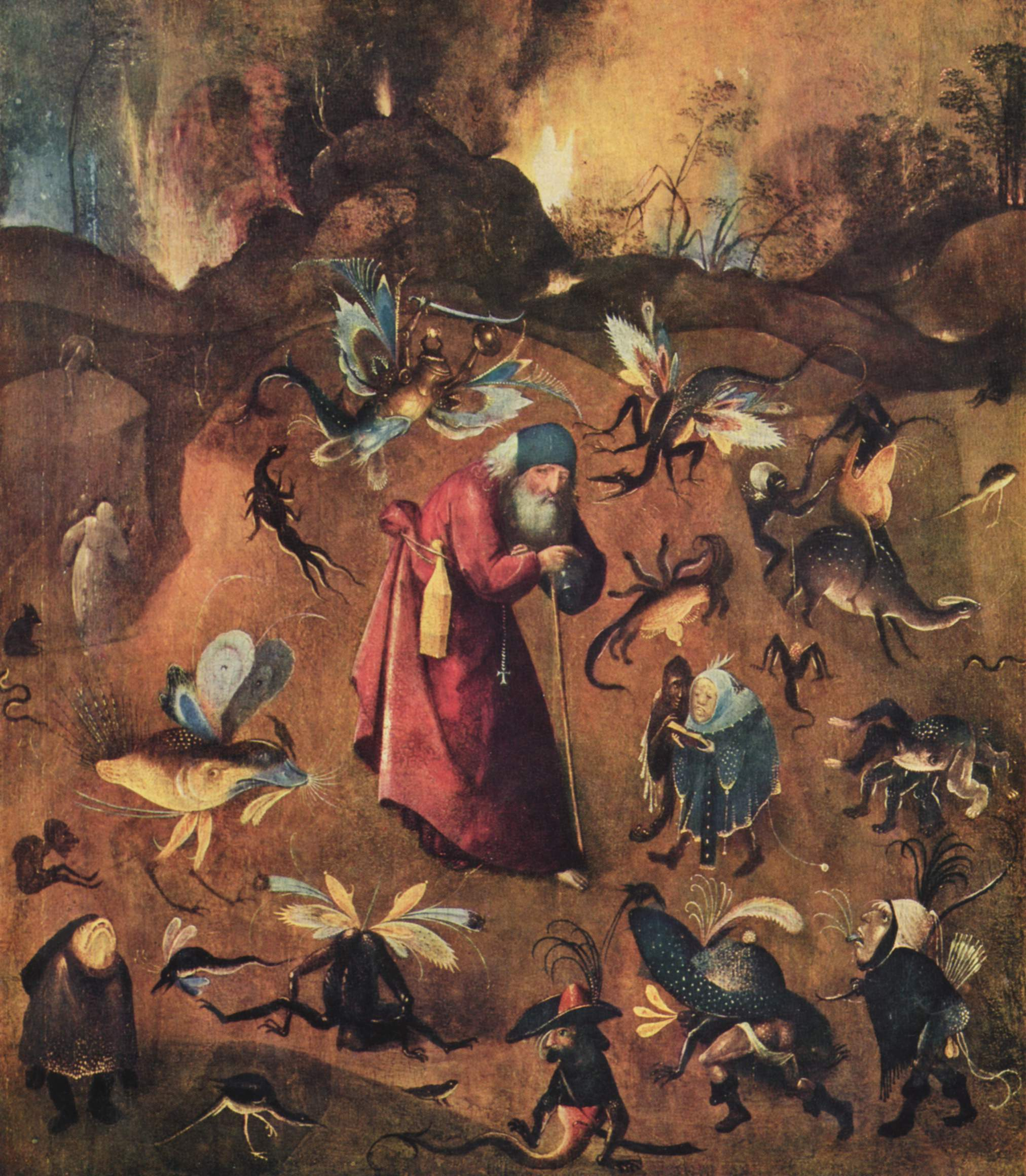 demonen hieronumus Bosch