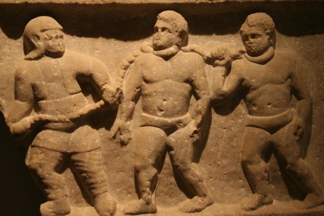 Romeinse slaven