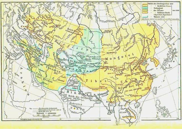Mongoolse rijk